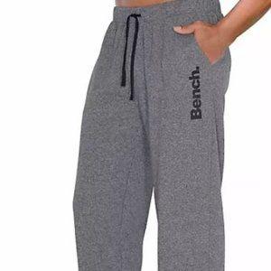 Bench Straight Leg Light Grey Sweat Pants